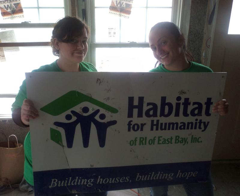 Fourth Photo Habitat for Humanity, East Bay, RI