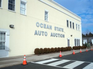 Donated car goes to auction in RI