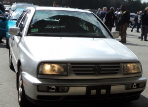 Donated VW Jetta to Car Talk Vehicle Donation Program