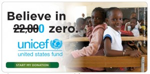 Car Donation to the U.S. Fund for UNICEF