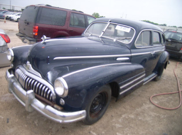 Vehicle Donation Spotlight: 1948 Buick Roadmaster | Car ...