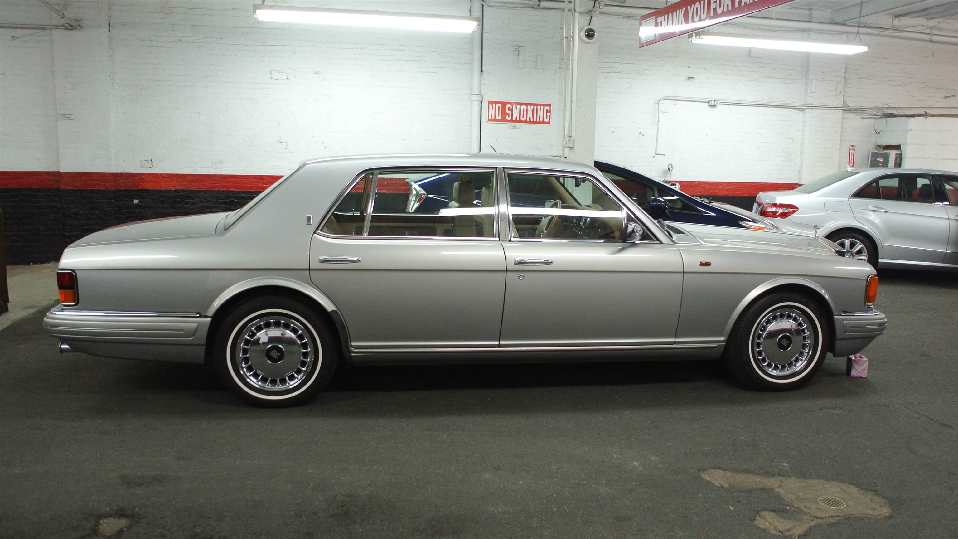 1998 Chauffeur Driven Rolls Royce Donated to the ASPCA. | Car ...