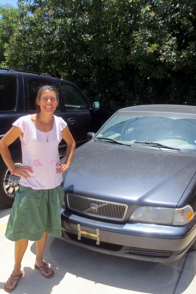 Michele Giddens - Volvo TPR Donation July 20 2015