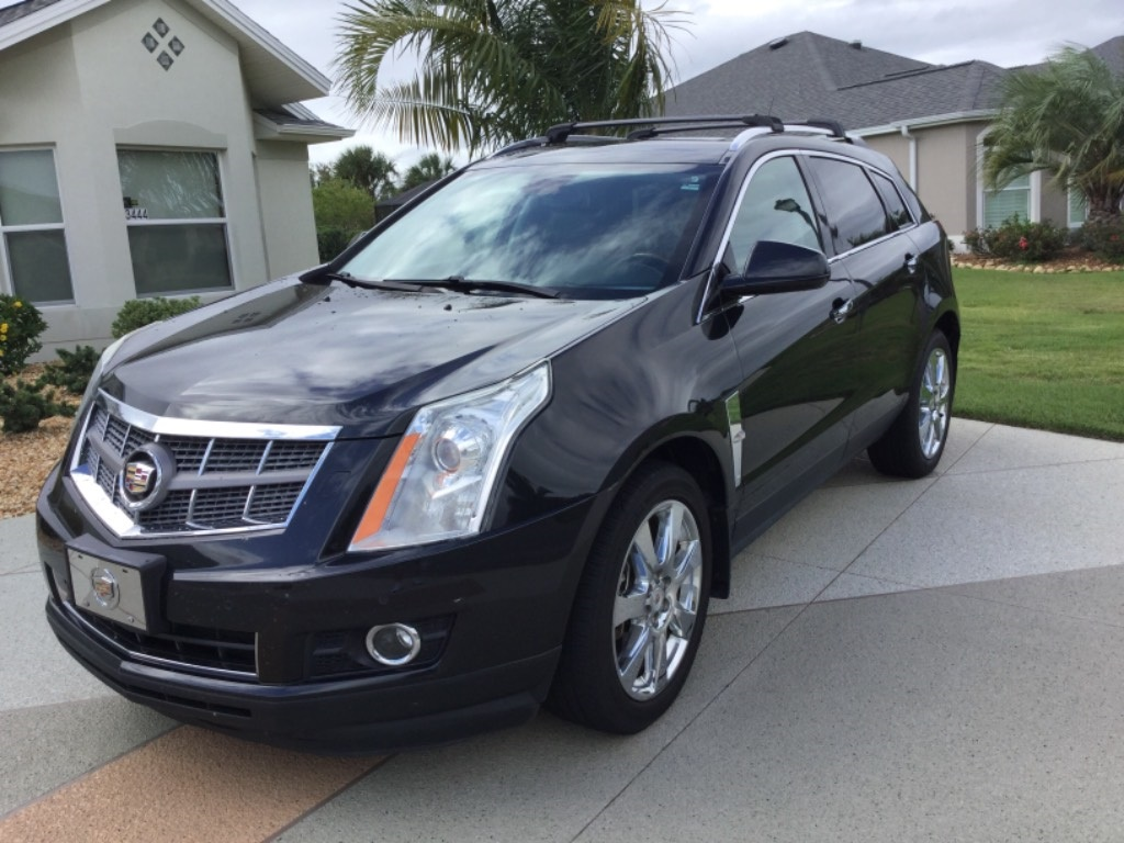 Habitat for Humanity Car Donation: 2011 Cadillac SRX