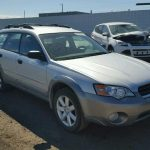 Top 10 Most Common Car Donations in 2017 - 2006 Subaru Legacy