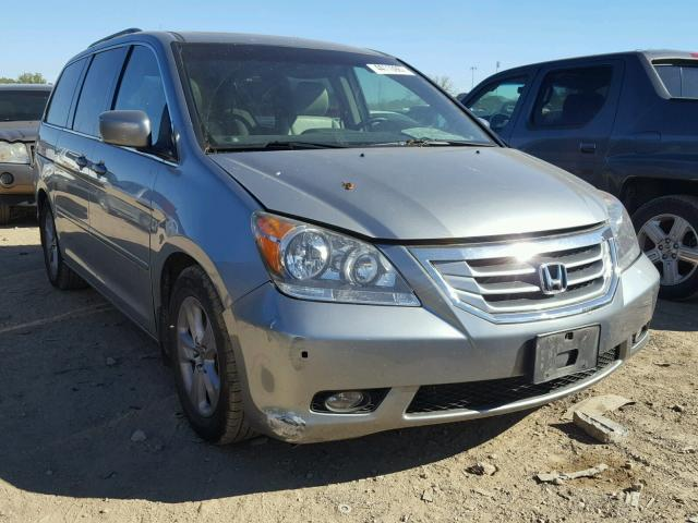 Top 10 Most Common Car Donations in 2017 - 2008 Honda Odyssey