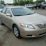 Top 10 Most Common Car Donations in 2017 - 2008 Toyota Camry