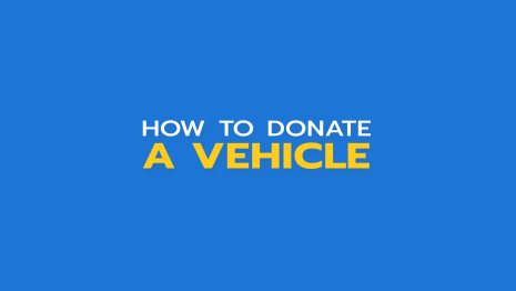 How to Donate a Car Using Car Donation Wizard