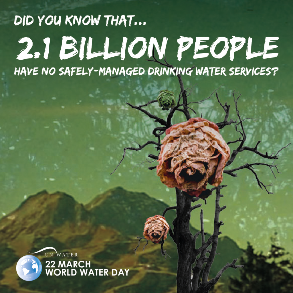 World Water Day (UN) Importance to Car Donation Wizard Blog 1