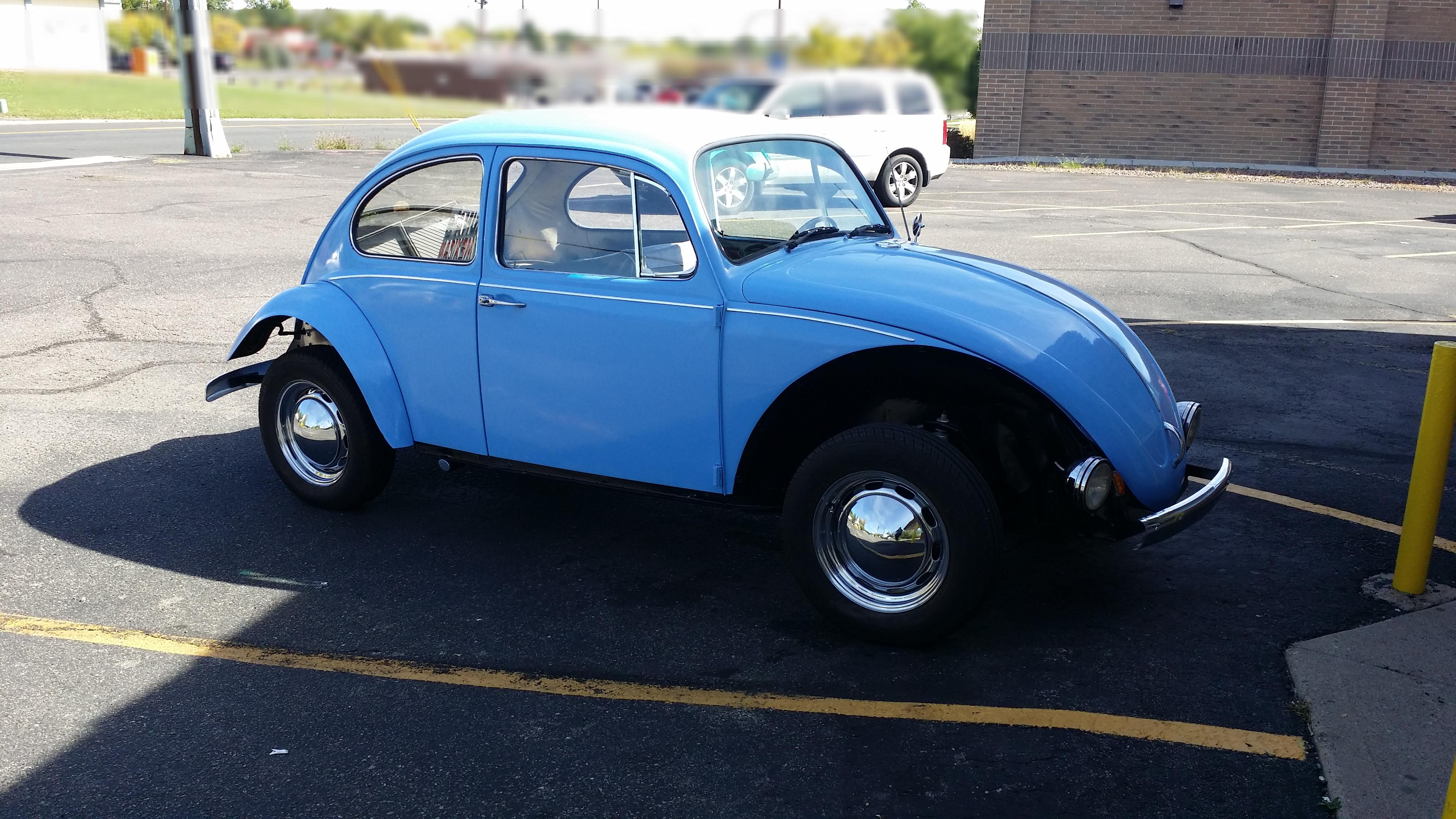 Colorado Public Radio Car Donation: 1976 Volkswagen Beetle
