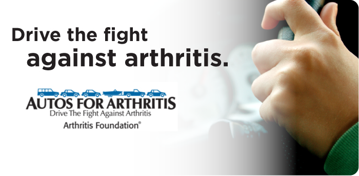 Arthritis Foundation car donation