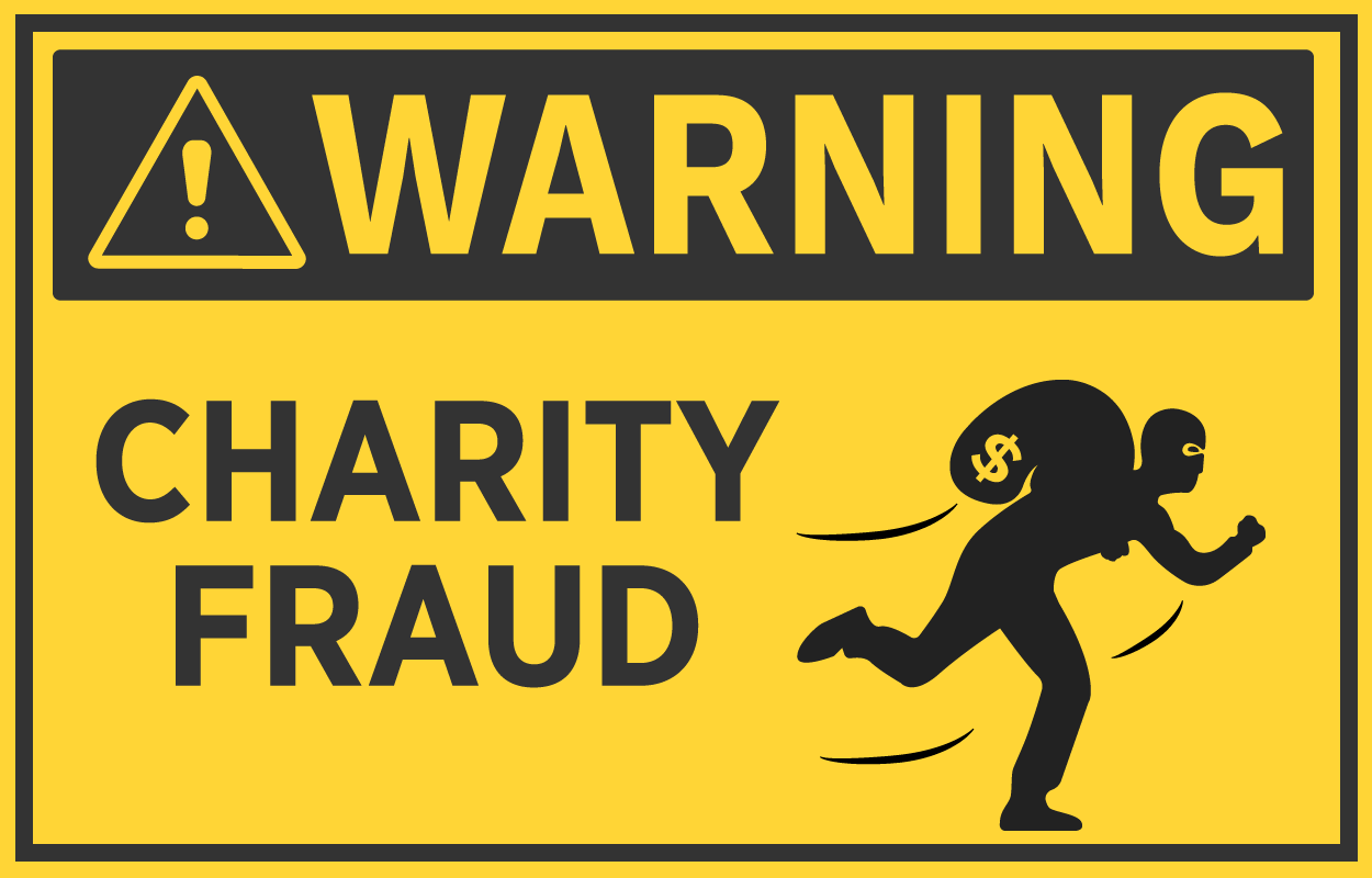 Charitable Giving Fraud Alert