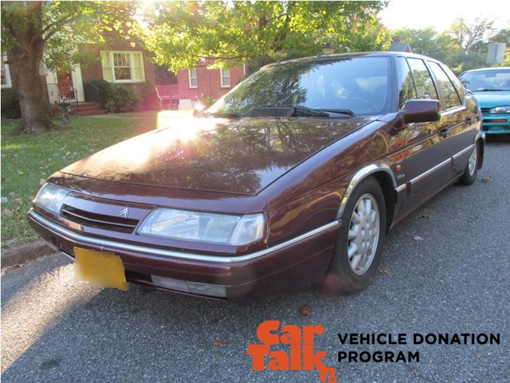 1990 Citroen Donated to WVTF