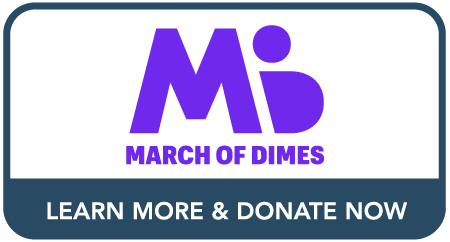 march of dimes learn more and donate