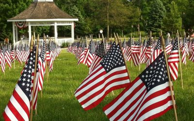 Support Veterans this Memorial Day