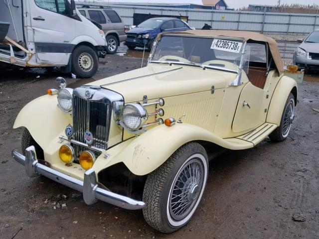 Homemade MG Kit Car Donated to the American Cancer Society