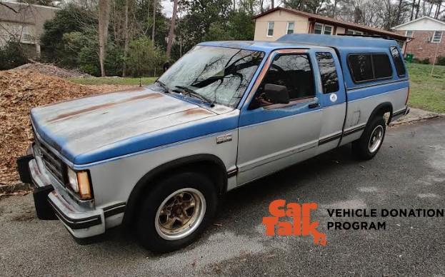1988 Chevrolet S10 Donated to Car Talk