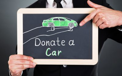 5 Things To Do Before Donating Vehicle