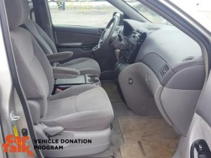 Toyota Sienna donated to WUNC