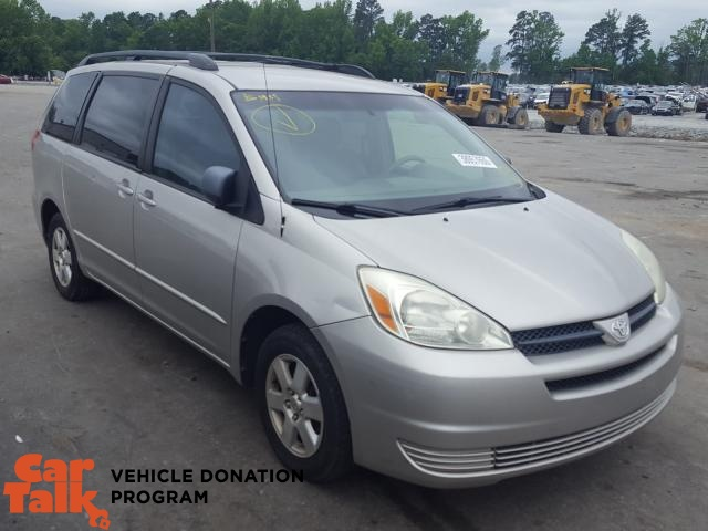 2004 Toyota Sienna Donated to Car Talk