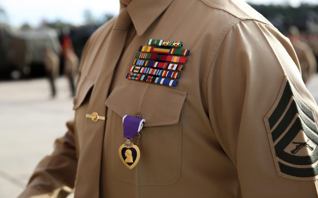 Purple Heart Day: Honor the Sacrifice