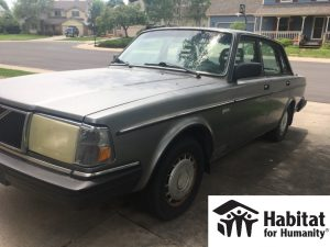 Volvo Habitat for Humanity front