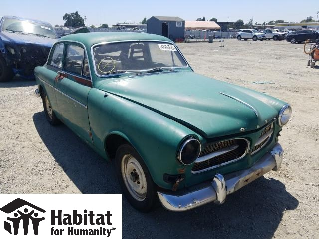 Cars for Homes: 1963 Volvo 122s