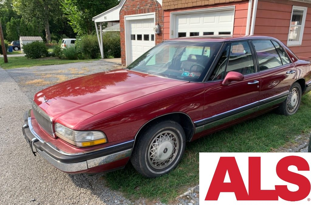 1992 Buick Donated to The ALS Association