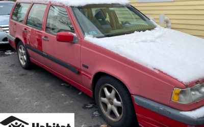 1997 Volvo Donated to HFH
