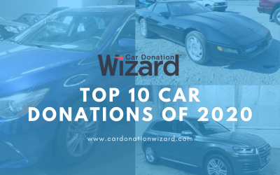 Highest-Grossing Car Donations of 2020