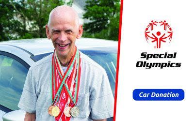 Donate Your Car to Special Olympics