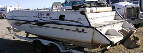 Boat donated from Norwalk, CT