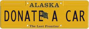 vehicle donation to charity of your choice in Alaska